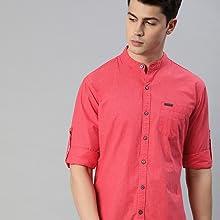 Shirts men button;Men's party shirt full sleeve;Men's shirt plain;Casual shirt for holiday