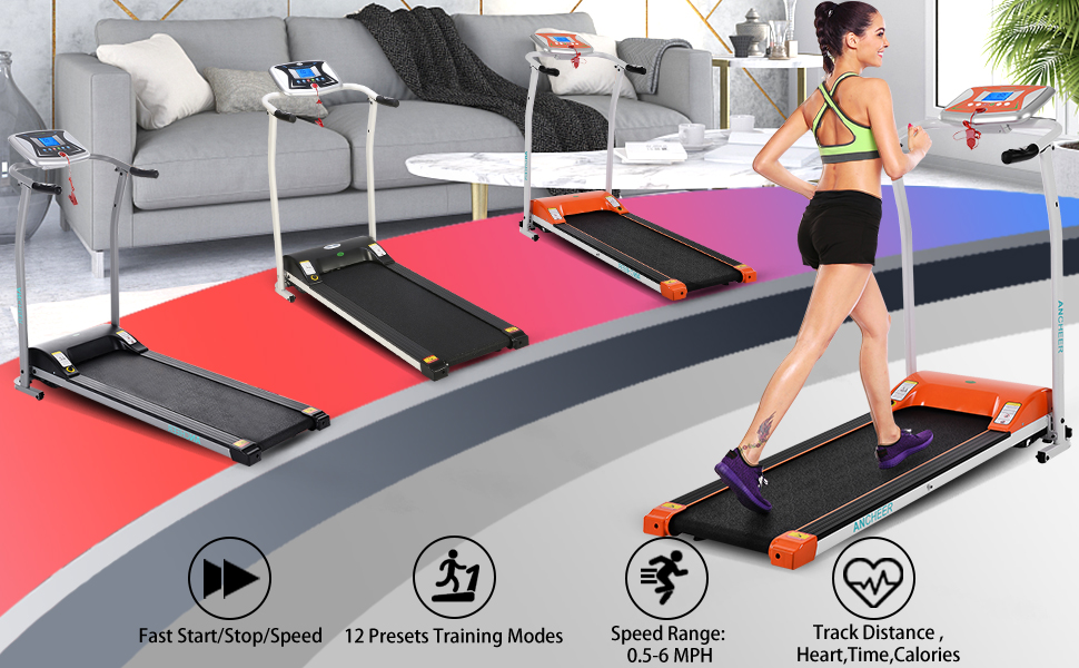 ANCHEER Treadmill for Home