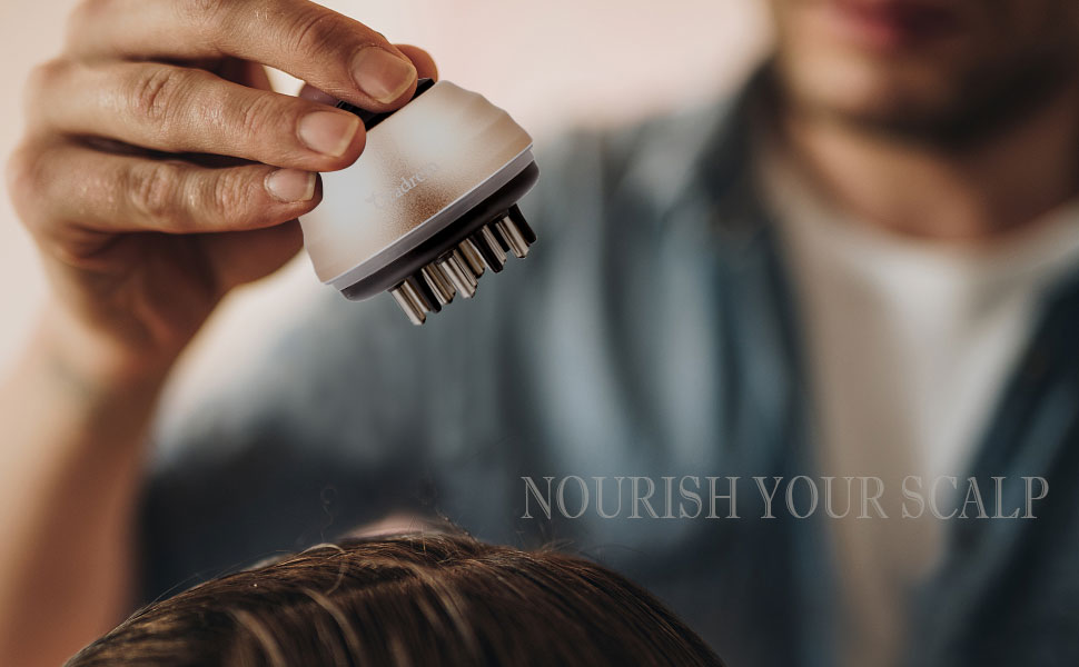 scalp applicator comb