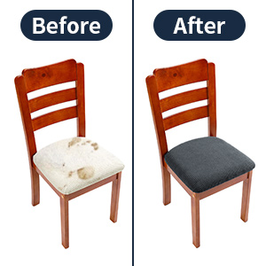 Anti-stain Chair Cover