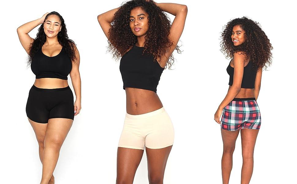 boyshort underwear for women