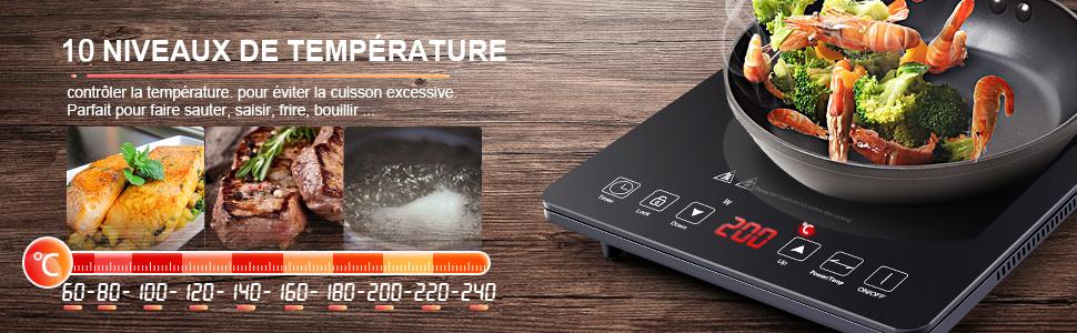 plaque de cuisson induction portable plaque induction 1 foyer plaque de cuisson plaque cuisson