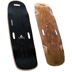 Elwing Halokee planche longboard skateboard