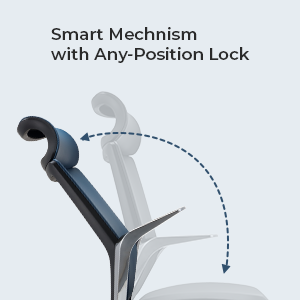 Smart Mechanism with Any Lock Position