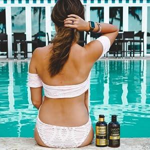 organic hair regrowth hair loss treatment male hair loss dht blocker shampoo thickening shampoo pure