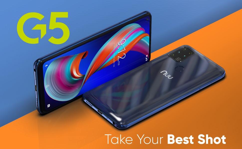 NUU Mobile G5