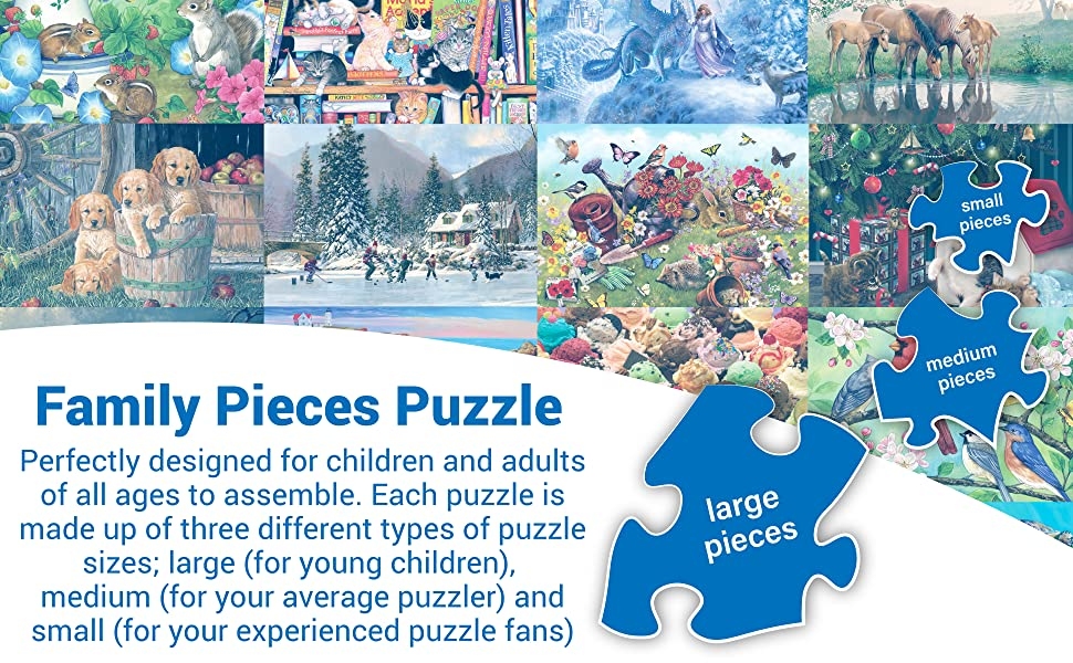 family, puzzle, puzzles, jigsaw, warehouse
