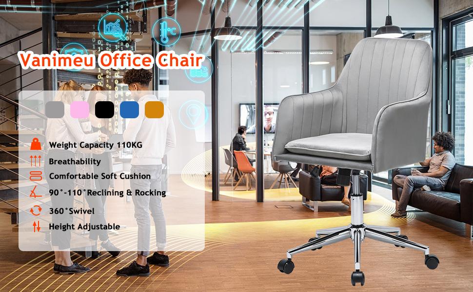 Vanimeu office chair