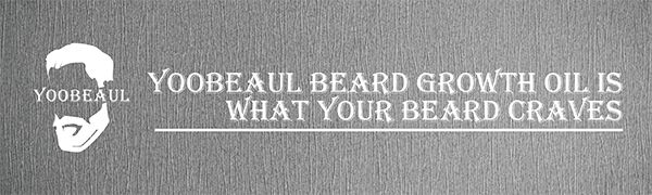 YOOBEAUL beard oil