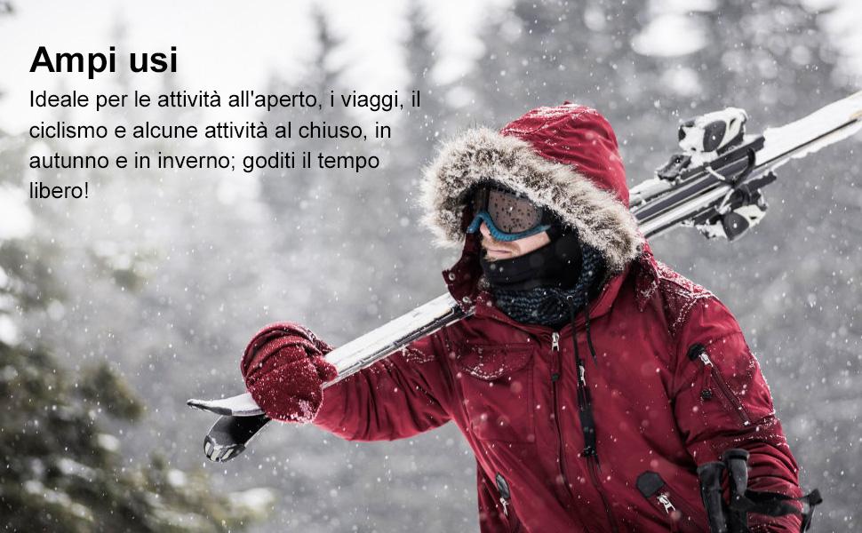 Sciarpa invernale