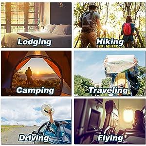 Travel and Camping Sheet Sleeping Bag Liner and Camping Sheet lightweight sleeping sheet