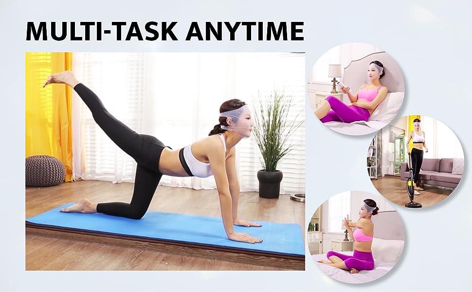 Multi-task anytime