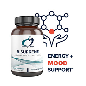Energy + Mood Support