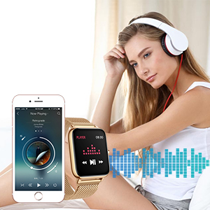 fitness tracker  CanMixs Smart Watch for Android Phones iOS Waterproof Smart Watches for Women Men Sports Digital Watch Fitness Tracker Heart Rate Blood Oxygen Sleep Monitor Touch Screen Compatible Samsung iPhone 71f03312 806d 4a34 bd12 5aace0c70135