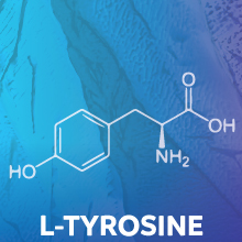 L-Tyrosine for Adrenal Health and Natural Stress Relief