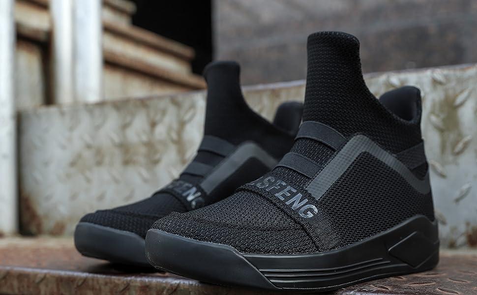Soulsfeng High Top Running Shoes