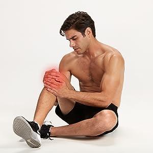 Knee braces for knee pain relief