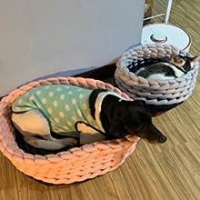 cozy soft pet beds