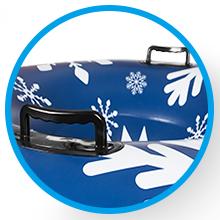snow tube for kids