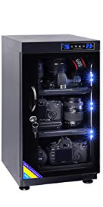 50L Touchscreen Dry Cabinet