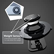 Weight machine for body weight digital weighing machine for human weighing scale for personal use