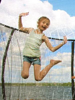 ater game toys fun summer sprinkler