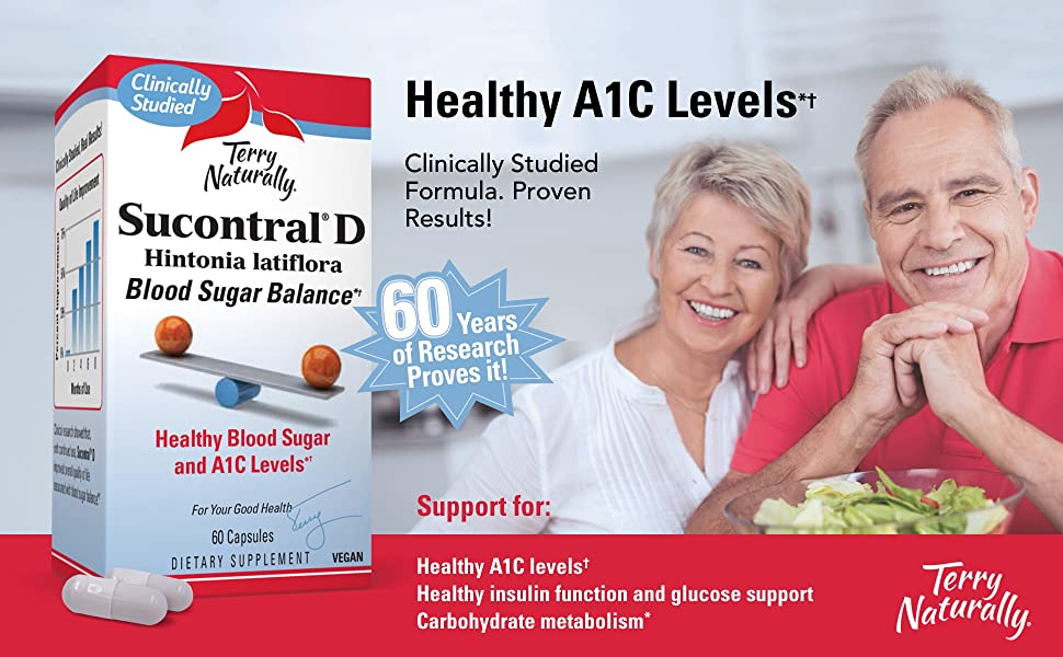 Healthy A1C levels, hintonia latiflora, blood sugar balance, insulin function, glucose support