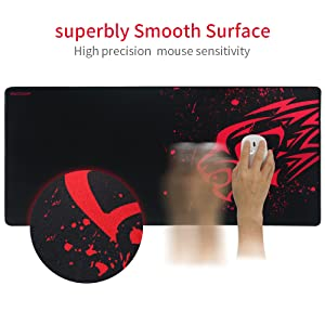 Super speed/control surface