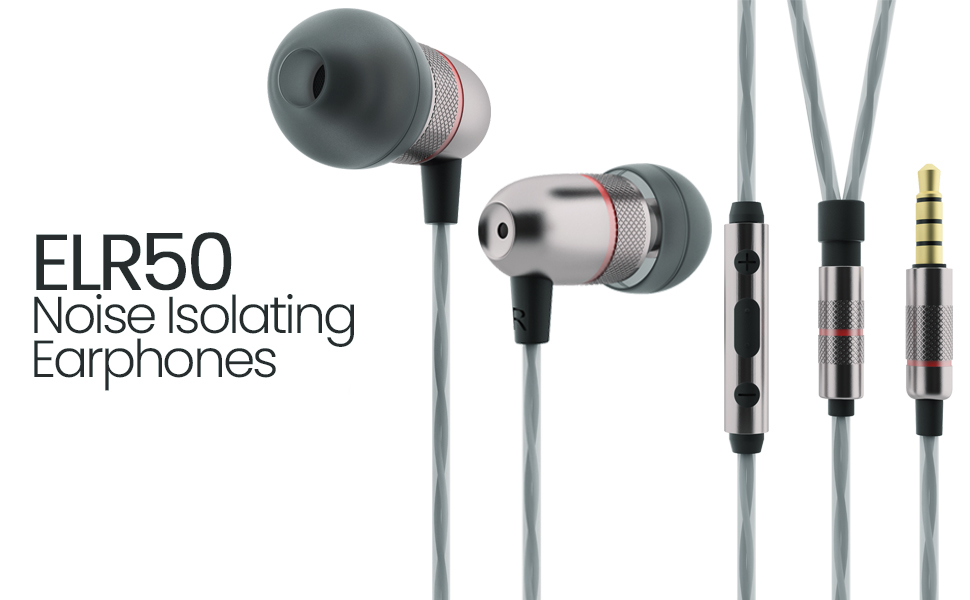 betron elr50 earphones noise isolating android iphone ipad