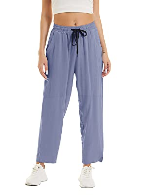 adjustable dawstring breatheable spring two side pockets yoga athleti soft and comfortable casual