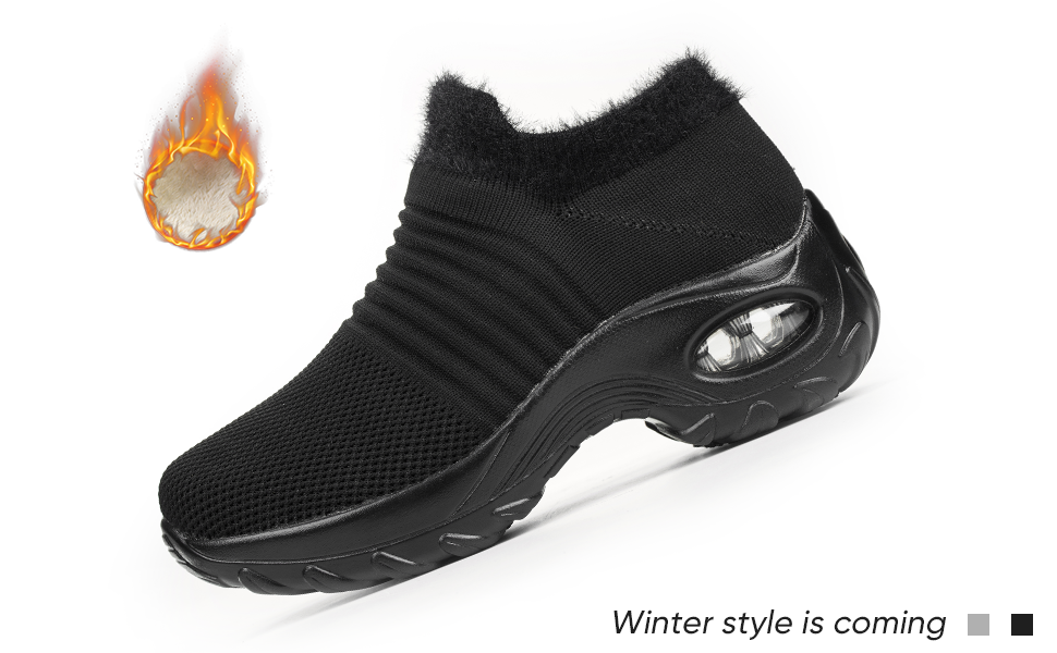 Winter Style Shoes Snow boot
