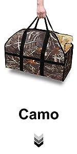 Firewood Carrier Camo