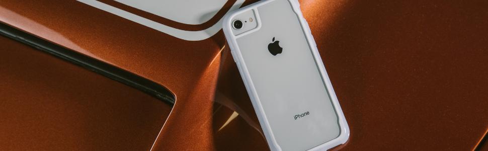 Custodia Griffin Survivor Clear per iPhone 11 - Trasparente