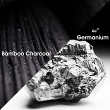 bamboo charcoal germanium fiber improving circulation relieve fatigue recovery enhance performance