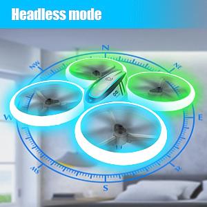 drone return mode