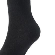 reinforced toe heel