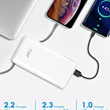 charger packs for cell phones