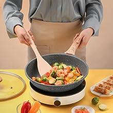 non sticking pan