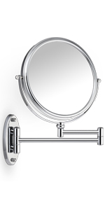 Amazon Com Miusco Large Vanity Makeup Mirror Non