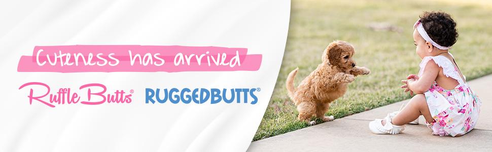 cuteness has arrived | RuffleButts