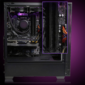 liquid-cooled processor powerhouse serious PC run smoothly RIG