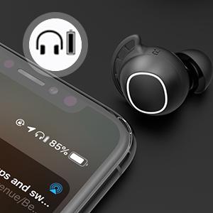 wireless earbuds Bluetooth headphones Bluetooth earbuds wireless earphones running headphones sport