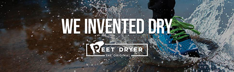 Peet Dryer, We invented dry