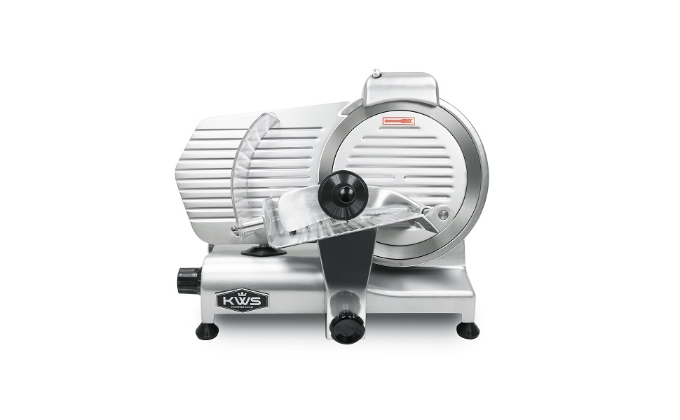 KWS KitchenWare Station MS-10NS Commercial Slicer