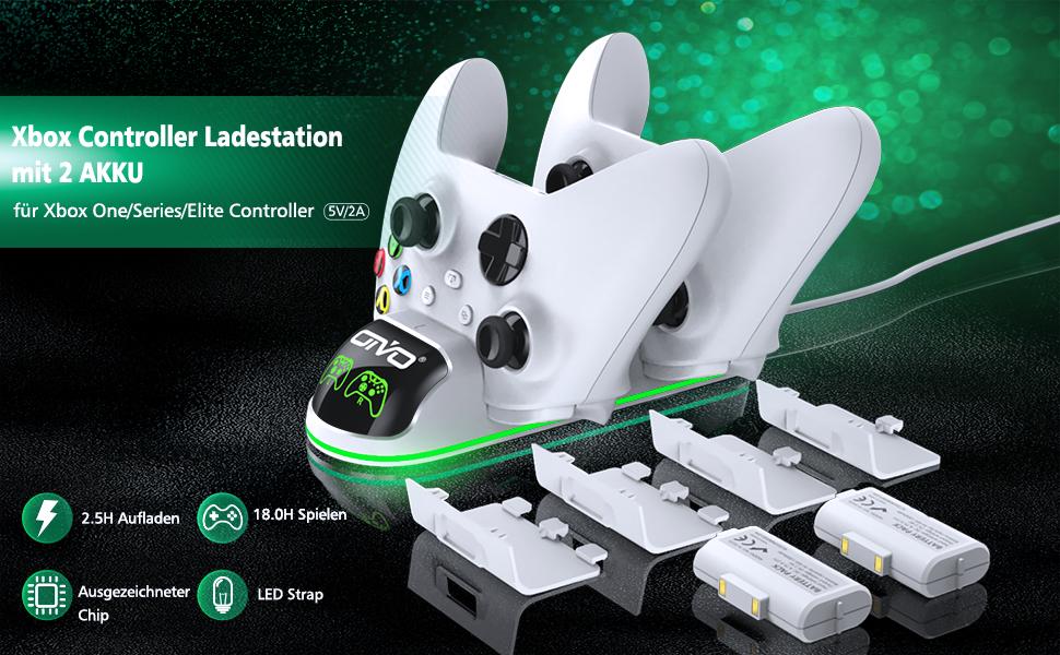 xbox series ladestation