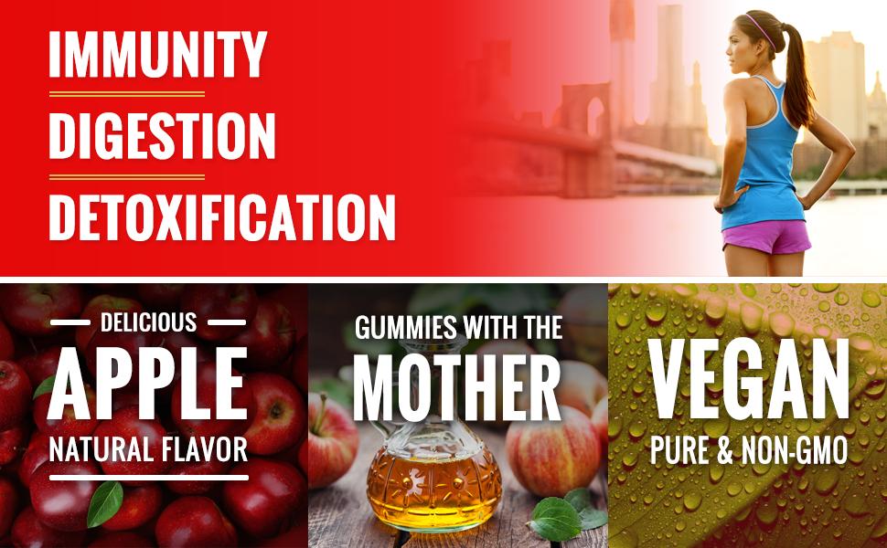 acv gummies for immunity