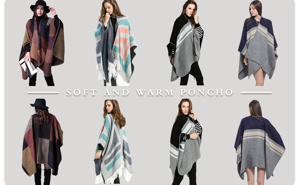 women's poncho