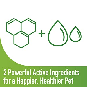 2 Powerful Active Ingredients for a Happier, Healthier Pet