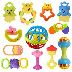 rattle toys set