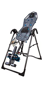 Teeter FitSpine X2 Inversion Table with Back Pain Relief Kit